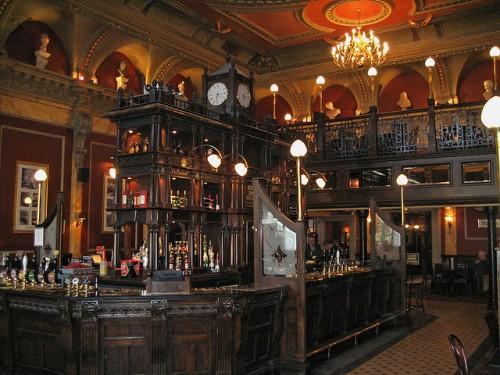 stock pub