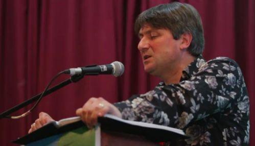 Simon Armitage reading