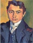 Portrait of Bartolomeo Savona by Andre Derain